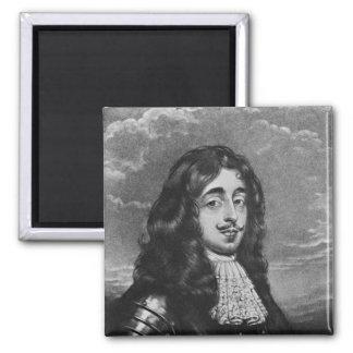 ダービーの第8伯爵のポートレート マグネット