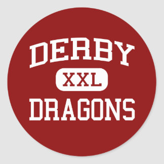 ダービー-ドラゴン-中間-バーミンガムミシガン州 ラウンドシール