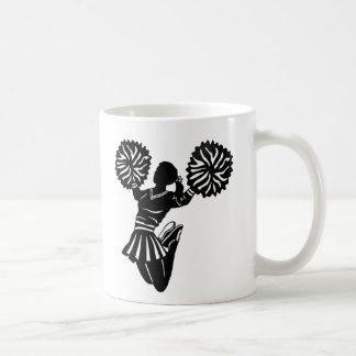 チアリーダーのマグ コーヒーマグカップ