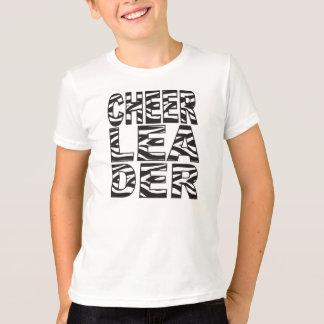 チアリーダーのTシャツの青年サイズ Tシャツ