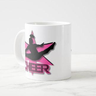 チアリーダー ジャンボコーヒーマグカップ