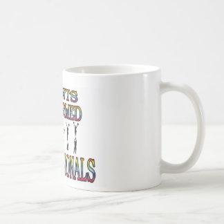 チアリーティングの発育阻害 コーヒーマグカップ