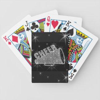 チアリーディングカード、版権カレンJウィリアムス バイスクルトランプ