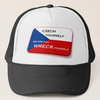 チェコあなた自身 キャップ