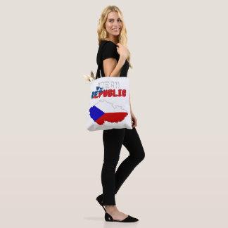 チェコの旗 トートバッグ