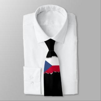 チェコの旗 ネクタイ