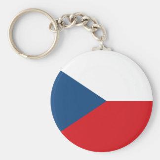 チェコスロバキア共和国の旗 キーホルダー