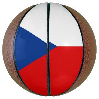 チェコスロバキア共和国の旗 バスケットボール