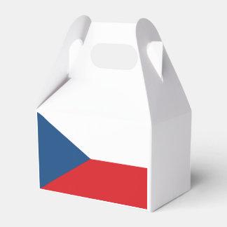 チェコスロバキア共和国の旗 フェイバーボックス