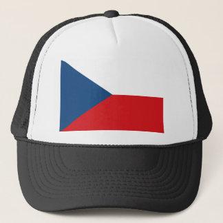 チェコスロバキア共和国の旗- Českáのvlajka キャップ