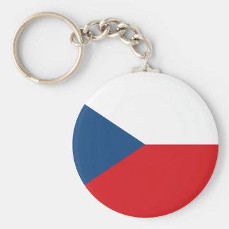 チェコスロバキア共和国の旗- Českáのvlajka キーホルダー