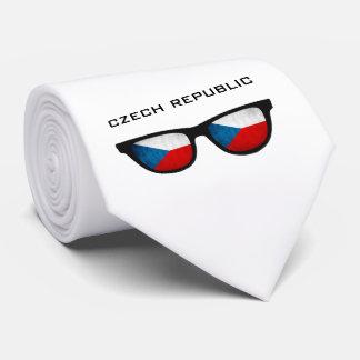 チェコスロバキア共和国の陰カスタムな文字及び色のタイ ネックウェアー