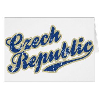 チェコスロバキア共和国 カード