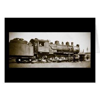 チェサピークおよびオハイオ州エンジン331 カード