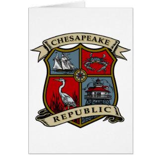 チェサピーク共和国 カード