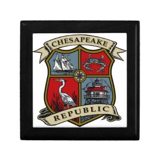 チェサピーク共和国 ギフトボックス
