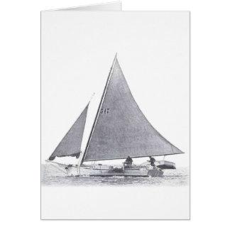 チェサピーク湾のスキップジャック カード