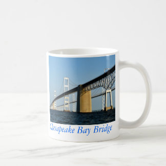チェサピーク湾橋-コップ コーヒーマグカップ