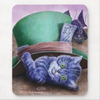 チェシャーの子ネコのマウスパッド マウスパッド