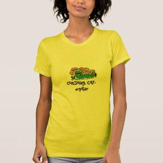 チェシャーの幼虫 Tシャツ