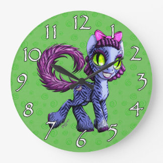 チェシャーの時計 ラージ壁時計