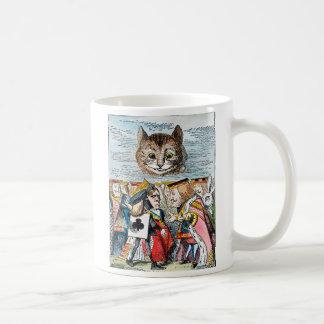 チェシャー猫1865年 コーヒーマグカップ