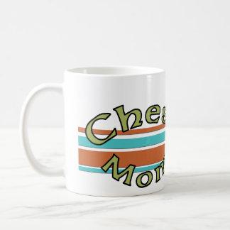 チェスのお母さんのマグ コーヒーマグカップ