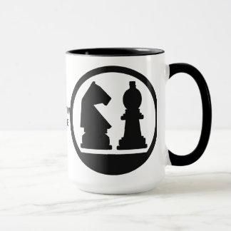 チェスのカスタムのマグ マグカップ