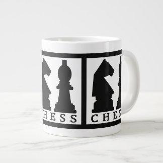 チェスのジャンボマグ ジャンボコーヒーマグカップ