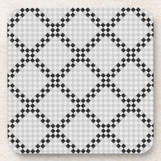 チェスのパッドのコースター コースター