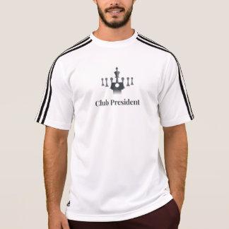 チェスのワイシャツ: クラブ大統領 Tシャツ