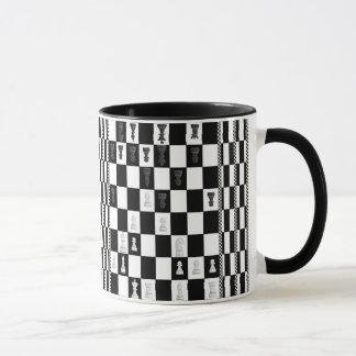 チェスの信号器のマグ マグカップ