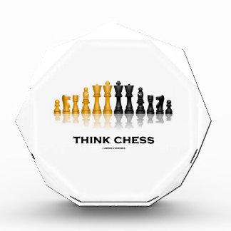チェスの反射チェスのこまセットのチェスのアドバイスを考えて下さい 表彰盾