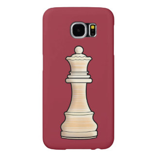 チェスの女王 SAMSUNG GALAXY S6 ケース