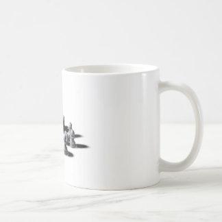 チェスの担保 コーヒーマグカップ