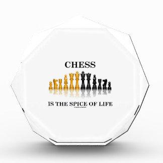 チェスはです生命(反射チェスのこまセット)のスパイス 表彰盾
