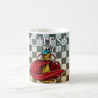 チェスクラブ コーヒーマグカップ