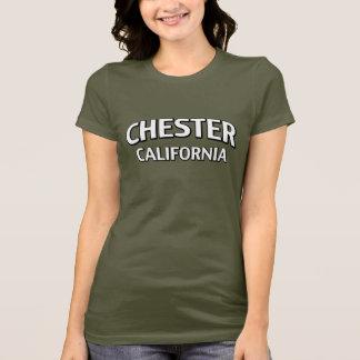 チェスターカリフォルニア Tシャツ