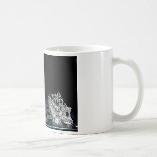 チェス盤 コーヒーマグカップ