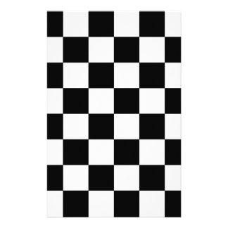 チェス盤 便箋