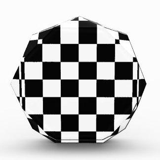 チェス盤 表彰盾