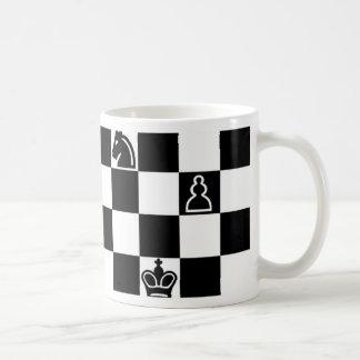 チェス コーヒーマグカップ