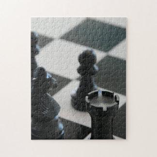 チェス ジグソーパズル