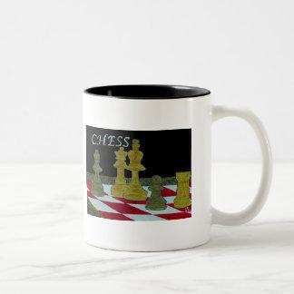 チェス ツートーンマグカップ