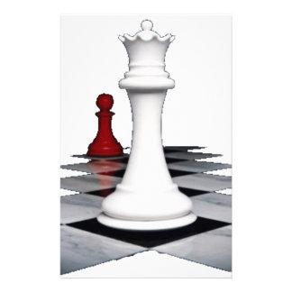 チェス 便箋