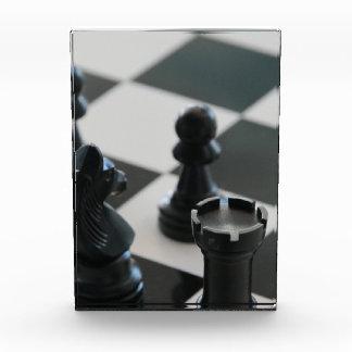チェス 表彰盾