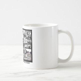 チェックメートのマグ コーヒーマグカップ