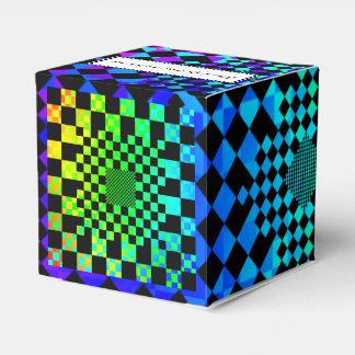 チェック模様の錯覚 フェイバーボックス