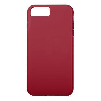 チェリーレッド(無地のでフルーツのような色)の~~ iPhone 8 PLUS/7 PLUSケース