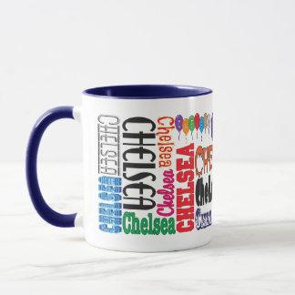 チェルシーのコーヒー・マグ マグカップ